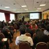 Conferencia en Portland, Oregon.