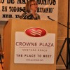 Conferencia en Crowne, Plaza.